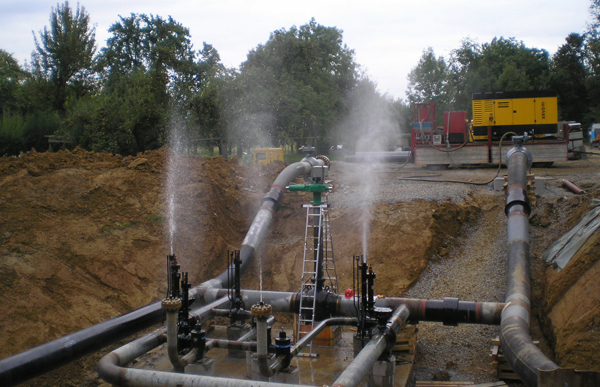 Drying - Drying and starting up easily – the drying with air and nitrogen for pipelines and equipment...